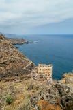 Galeria La Fajana, Los Realejos, Tenerife Island Royalty Free Stock Photos