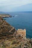 Galeria-La Fajana, Los Realejos, Teneriffa-Insel Stockfoto