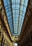 Galeria Milão Imagem de Stock Royalty Free