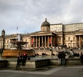 Galeria nacional Fotografia de Stock Royalty Free