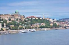 Galeria nacional em Budapest Fotos de Stock Royalty Free