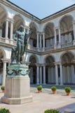 galeria sztuki itlay Milan Obrazy Royalty Free