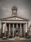 galeria sztuki nowoczesnej Glasgow Zdjęcia Royalty Free