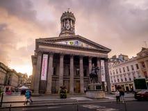 galeria sztuki nowoczesnej Glasgow Zdjęcie Royalty Free