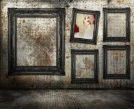 Galeria urbana Imagens de Stock Royalty Free