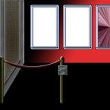 galeria wejścia, Zdjęcie Stock