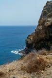 Galeriala Fajana, het Eiland van Los Realejos, Tenerife Royalty-vrije Stock Foto