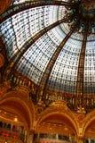 Galerias Lafayette Imagens de Stock Royalty Free
