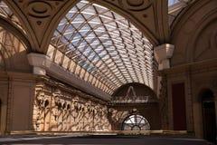Galerias Pacifico,布宜诺斯艾利斯,阿根廷的内部 免版税图库摄影