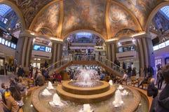 Galerias Pacifico, торговый центр в Буэносе-Айрес, Аргентине стоковое фото