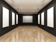 Galerie Lizenzfreies Stockbild