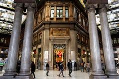 Galerie Alberto taub (Rom) Stockfotos