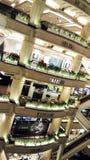 Galerie célèbre Kuala Lumpur de achat de Starhill Images libres de droits