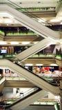 Galerie célèbre Kuala Lumpur de achat de Starhill Photo stock