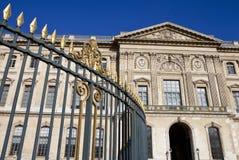 Galerie d'Apollon στο Παρίσι Στοκ εικόνα με δικαίωμα ελεύθερης χρήσης