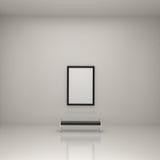 Galerie d'art Image stock