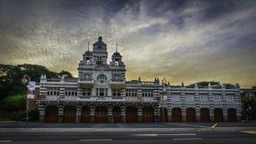 Galerie d'héritage de protection civile, Singapour Photos libres de droits