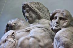Galerie de l'académie de Florence X Photographie stock libre de droits