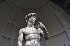 Galerie de l'académie de Florence XII Photographie stock libre de droits