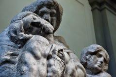 Galerie de l'académie de Florence XIII Photos libres de droits