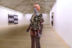 Galerie de Saatchi d'art en Chelsea, Londres, Angleterre, Kingd uni images libres de droits