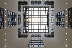 Galerie der Gegenwart Stockfotos
