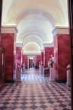 Galerie der Kunst von altem Griechenland Stockbilder