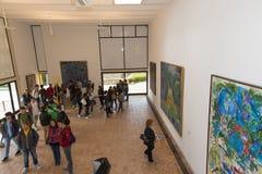 Galerie Fondation Maeght Lizenzfreie Stockfotografie