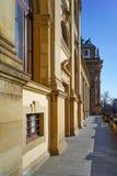 Galerie hessoise de théâtre d'état de Wiesbaden Image stock