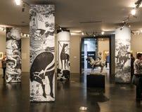 Galerie nationale de Victoria à Melbourne, Australie Image libre de droits