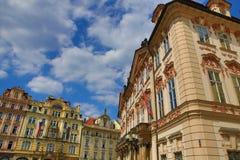 Galerie, Old Towen Square, Prague, Czech Republic Stock Images