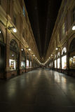 Galerie Royale Str. Hubert, Brüssel Stockbilder
