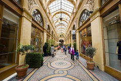 Galerie Vivienne Royalty Free Stock Photos