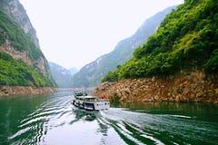 Galerie Yichangs Qingjiang lizenzfreie stockbilder