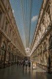 Galeries的Royales圣于贝尔人们在布鲁塞尔 免版税库存图片