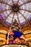 Galeries Lafayette Photos stock