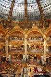 Galeries Lafayette Stock Images