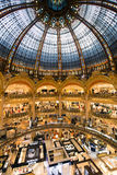 Galeries Lafayette Stock Photos