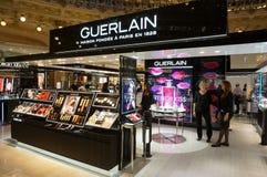 Galeries Lafeyette Perfume Stores royalty free stock photo