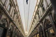 Galeries Royales Άγιος Hubert στις Βρυξέλλες, Βέλγιο στοκ εικόνες