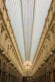 Galeries Royales Saint-Hubert Fotografia de Stock