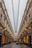 Galeries Royales Saint-Hubert, Royalty Free Stock Images