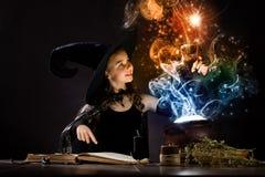 galerii Halloween ilustracje mój zadawalają widzią jednakowego wizyty czarownica Obrazy Royalty Free