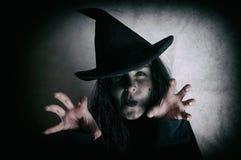 galerii Halloween ilustracje mój zadawalają widzią jednakowego wizyty czarownica fotografia stock
