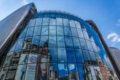 Galerii Katowicka centrum handlowe Zdjęcie Stock