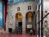 Galerii sala z Obraz Stock