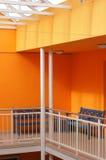galerii wnętrze Zdjęcie Stock