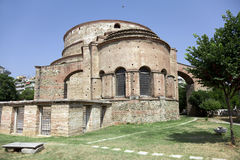 Galerius palace. (Rotonda) at Thessaloniki, Greece stock image