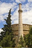Galerius palace Rotonda temple. At Thessaloniki in Greece stock photos