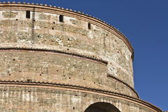 Galerius palace at Thessaloniki, Greece Royalty Free Stock Photography